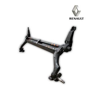 Repase zadní nápravy Renault Kangoo