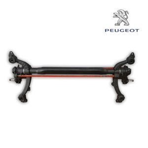 Repase zadní nápravy Peugeot 206