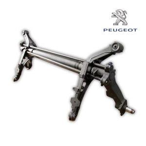 Repase zadní nápravy Peugeot Partner