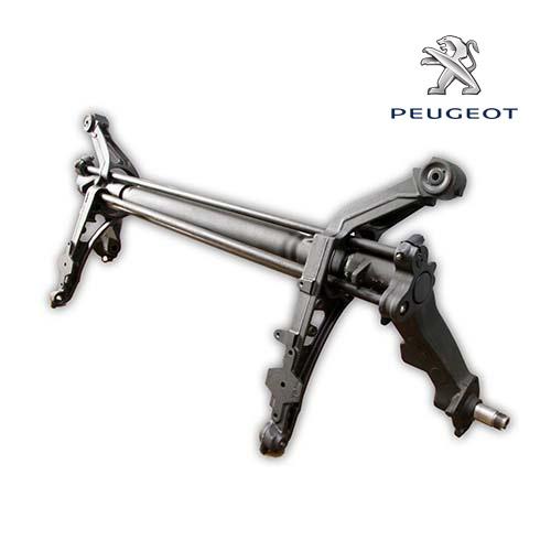 Zadní náprava Peugeot Partner
