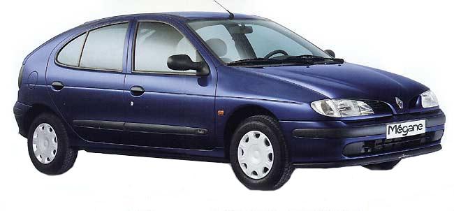 Cena opravy zadní nápravy Renault